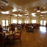 New dining facilities at Christian Care Manor IV
