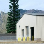 Summit Maintenance Building