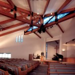 Lincolh Heights Christian Church sanctuary