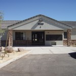 Common building of Housing America in Kingman